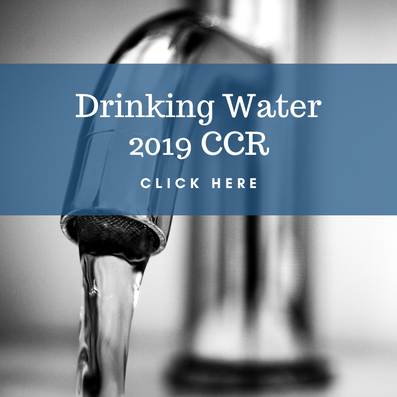 Villiage of Pleasantville Drinker Water CCR 2019